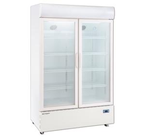 Armario Expositor Refrigerado ARTIC 800 2P TF Codygas