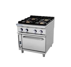 Cocina a Gas con Horno Serie 750 CG-741 LC Repagas