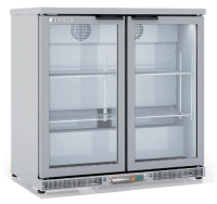 Expositor Refrigerado Horizontal BACK-BAR ERH-250 Coreco