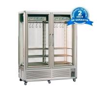 Armario Expositor Carne MEAT 550 M TECFRIGO Eurofred