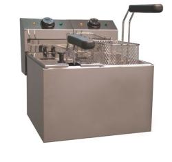 Freidora Electrica FRE-5+5 SIN GRIFO Mainho
