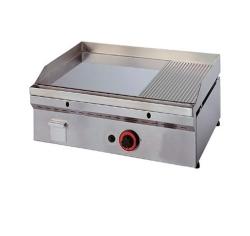 Fry-Top a Gas FULLCROM Semi-Ranurado FCR-60 Mainho