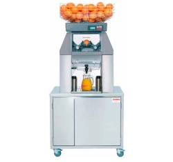 Exprimidor Profesional Zumos Z40 SELF SERVICE CABINET PLUS