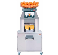 Exprimidor Profesional Zumos Z40 SERVICE CABINET PLUS ZUMMO