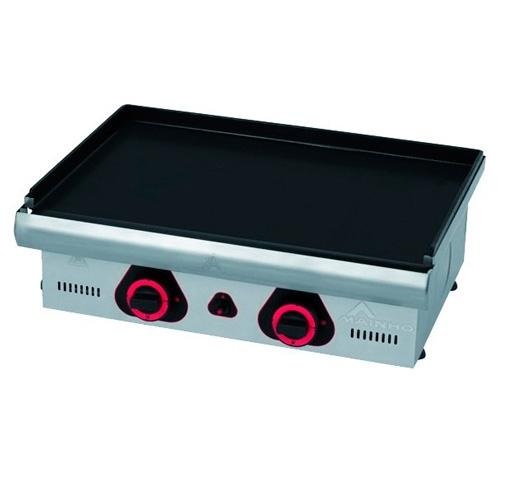 Plancha pavonada a gas eco 60pv mainho compra maquinaria - Plancha para cocina a gas ...