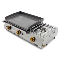 Plancha a Gas PLC800ECF Fainca HR