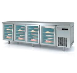 Mesa Fría 60X40 MRPV-250 Coreco