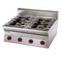 Cocina a Gas SLE-8G Mainho