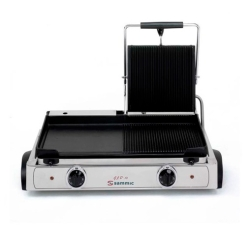 Plancha Electrica Snack Simple GLD-10 SAMMIC