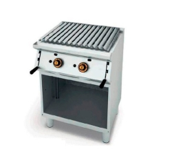 Barbacoa Serie B5506E Fainca HR Estante 600