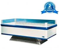 Isla Refrigerada Sin Tapa KORONE V 250 TN ISA