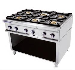 Cocina a Gas Serie 750 CG-760 LC Repagas