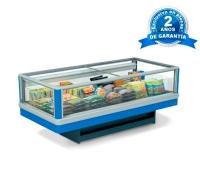 Isla Refrigerada con Tapa YALOS 210 RV TN/BT ISA Eurofred