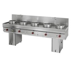 Cocina Wok W-500 Mainho