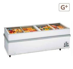 Congelador Horizontal Tapa Cristal 900 CHV/V Eurofred