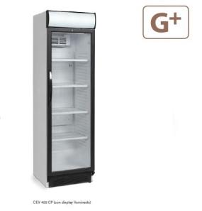 Armario Refrigerado Expositor Vertical CEV 425 CP Eurofred
