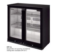 Armario Expositor Refrigerado Back-Bar ERV 25 Infrico