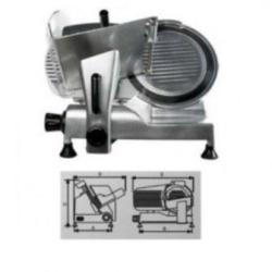 Cortadora de Fiambres 250 LUX CE Distriplus